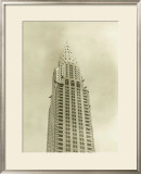 The Chrysler Building, New York City, c.1930 Framed Giclee Print
