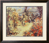 The Greenhouse Posters by Pierre-Auguste Renoir