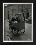 Baiser Blotto, c.1950 Prints by Robert Doisneau