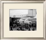 Blackburn Beverley Freighter Transport, Farnborough Air Show, 1954 Posters