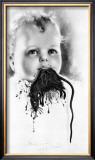 Freud's Perverse Polymorph (Bulgarian Child Eating a Rat), c.1939 ポスター : サルバドール・ダリ