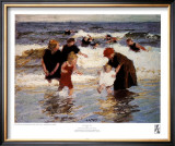 Bathers Posters by Edward Henry Potthast