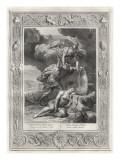 Perseus Kills Medusa Giclee Print