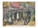 Matchmakers' Demo, 1871 Giclee Print