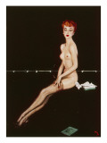 May, 1953 Giclee Print by David Wright