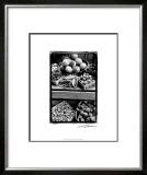 Farmer's Market II Print by Laura Denardo