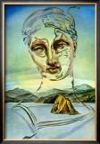 The Birth of a God Art by Salvador Dalí