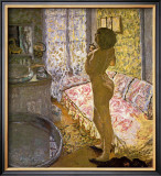 Nude Against the Light Framed Giclee Print by Pierre Bonnard