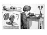 Phonograph Giclee Print