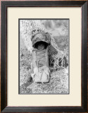 Apache Baby Framed Giclee Print by Edward S. Curtis
