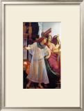 Ramses dans Son Harem, 1866 Posters by Jean Jules Antoine Lecomte du Nouy