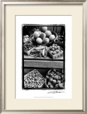 Farmer's Market II Prints by Laura Denardo