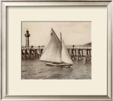 Phare, Trouville Print
