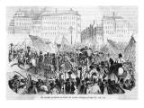 Louis Philippe Throne Giclee Print