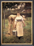 Manda Lamitrie Framed Giclee Print