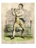 Peter Crawley, Boxer Giclee Print