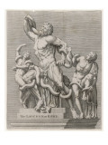 Laocoon Sculpture Giclee Print