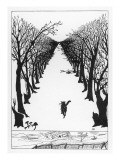 The Cat That Walked By Himself Giclee Print