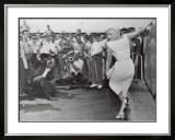 Marilyn Monroe Posing Prints by Dan Mcelleney