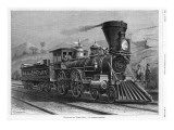 Of the Alleghany Railroad Giclee Print