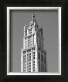 Woolworth Building, New York Poster by Phil Maier