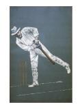 Lord Harris - Cricketer Giclee Print