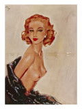 October, 1952 Giclee Print by David Wright