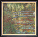 The Water Lily Pond, 1900 Posters by Claude Monet