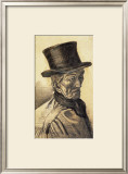 Orphan Man with Top Hat Prints by Vincent van Gogh
