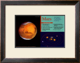 Mars Print