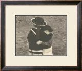 Hug Print by Betsy Cameron