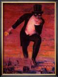 Le Retour de Flamme, c.1943 Posters by Rene Magritte