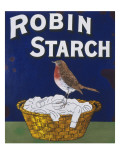 Poster for Robin Starch Giclee Print