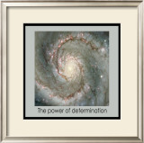 Power of Determination Framed Giclee Print