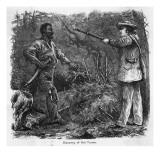 Nat Turner Captured, Giclee Print