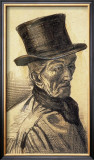 Orphan Man with Top Hat Posters by Vincent van Gogh