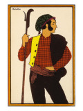 Man from Central Portugal Giclee Print