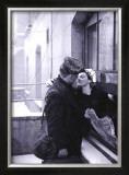 A Kiss Goodbye Print