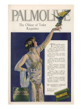 Palmolive - as Used by 'the Beautiful Women of Ancient Egypt' Giclee Print
