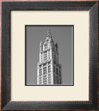 Woolworth Building, New York Print by Phil Maier