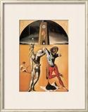 Poesie d'Amerique Poster by Salvador Dalí