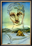 The Birth of a God Prints by Salvador Dalí