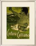 Cintura Calliano Contro Il Mare, c.1898 Posters by Adolfo Hohenstein
