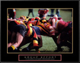Group Effort: Rugby Prints
