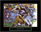 Strive: Football Posters