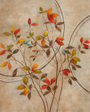 Autumn's Delight I Prints by  Nan