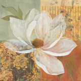 Magnolia Morning I Prints by Carol Robinson