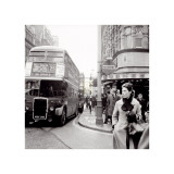 Tottenham Court Road and Oxford Street Junction, c.1965 Prints by Henry Grant