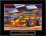 Power: Formula 1 Posters