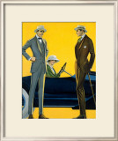 Hermanwile Clothes Framed Giclee Print